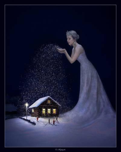 Зима (Студень, Просинец, Лютень)  407335178